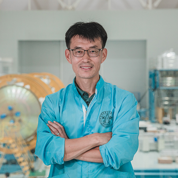 한국항공우주연구원 원유진 박사