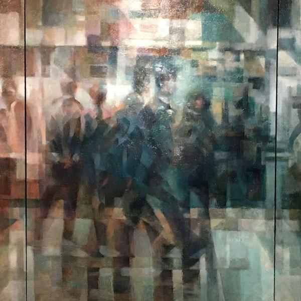 미술관 속 심리학- 평면에 움직임을 담다