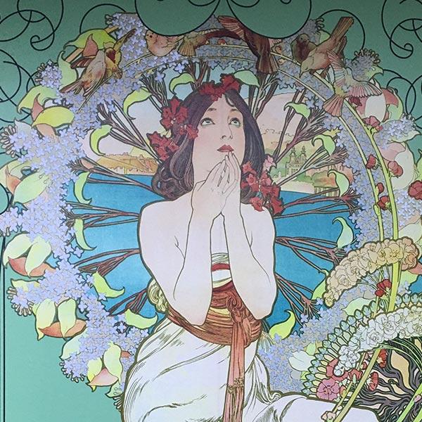 미술관 속 심리학- 아르누보에서 찾아보는 상징