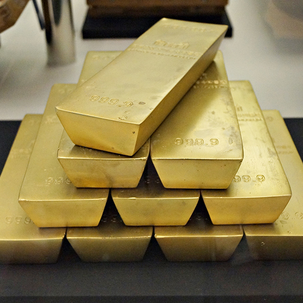 황금 보기를 돌같이 하라!