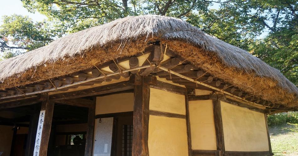 초가집 처마에도 숨어있는 건축과학